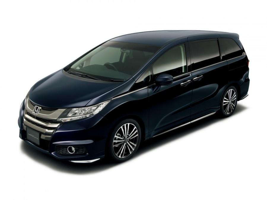 Honda Odyssey Absolute минивэн 5-дв., 2013–2016, 5 поколение - отзывы, фото и характеристики на Car.ru