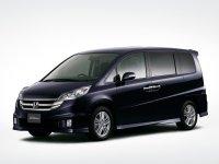 Honda Stepwgn, 3 поколение [рестайлинг], Spada минивэн 5-дв., 2007–2009