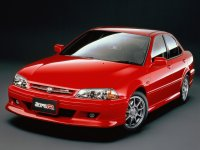 Honda Torneo, 1 поколение, Euro r седан 4-дв., 1997–2002