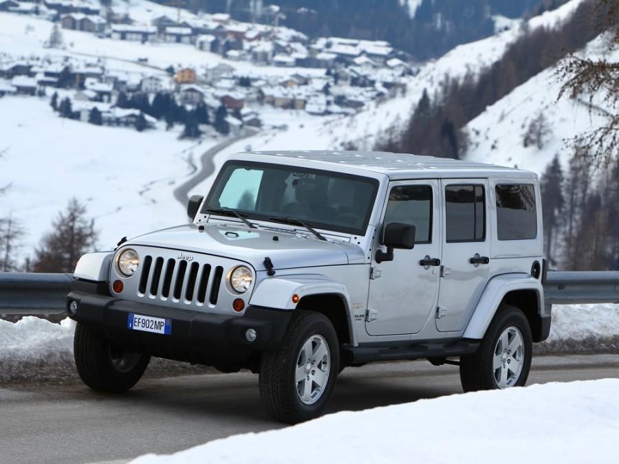 Jeep Wrangler Unlimited кабриолет 4-дв., 2011–2016, JK [рестайлинг] - отзывы, фото и характеристики на Car.ru
