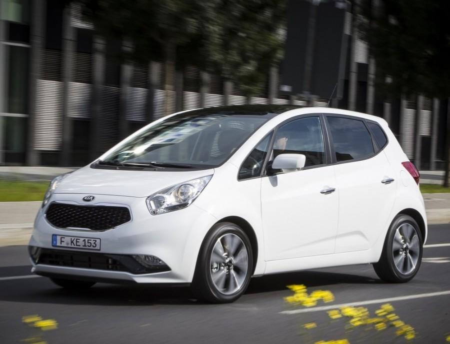 Kia Venga минивэн, 2014–2016, 1 поколение [рестайлинг] - отзывы, фото и характеристики на Car.ru