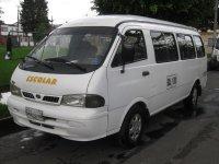 Kia Pregio, 1 поколение, Grand микроавтобус 4-дв., 1995–2003