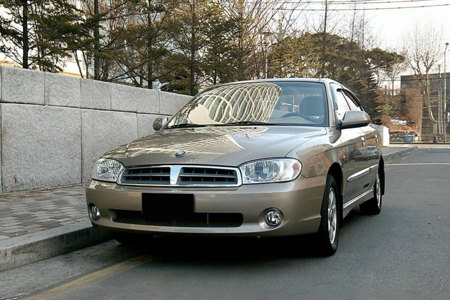Kia Spectra KDM седан 4-дв., 2001–2011, 1 поколение [рестайлинг] - отзывы, фото и характеристики на Car.ru