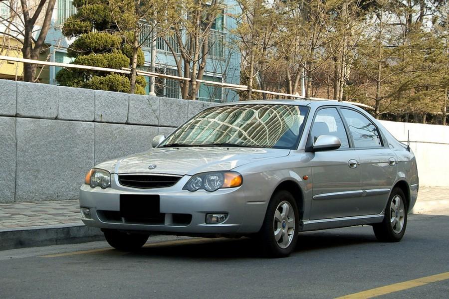 Kia Spectra Wing лифтбэк 5-дв., 2001–2011, 1 поколение [рестайлинг] - отзывы, фото и характеристики на Car.ru