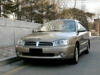 Kia Spectra, 1 поколение [рестайлинг], Kdm седан 4-дв., 2001–2011