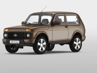 Lada 4x4, 1 поколение [2-й рестайлинг], 21214 urban внедорожник 3-дв., 2009–2016