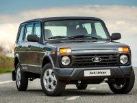 Lada 4x4, 1 поколение [2-й рестайлинг], 2131 urban внедорожник 5-дв., 2009–2016