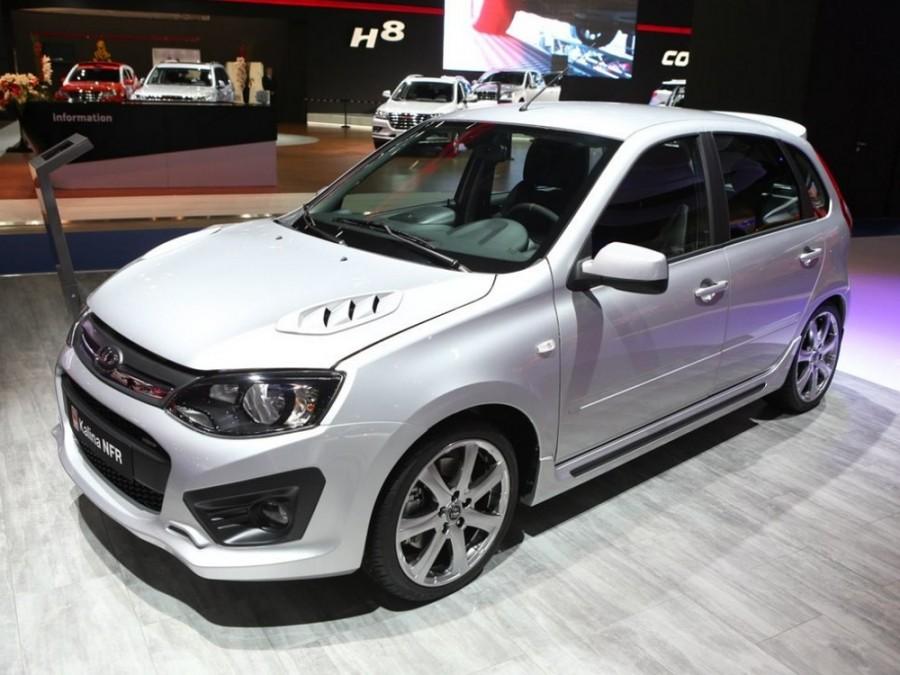 Lada Kalina NFR хетчбэк 5-дв., 2012–2016, 2 поколение - отзывы, фото и характеристики на Car.ru