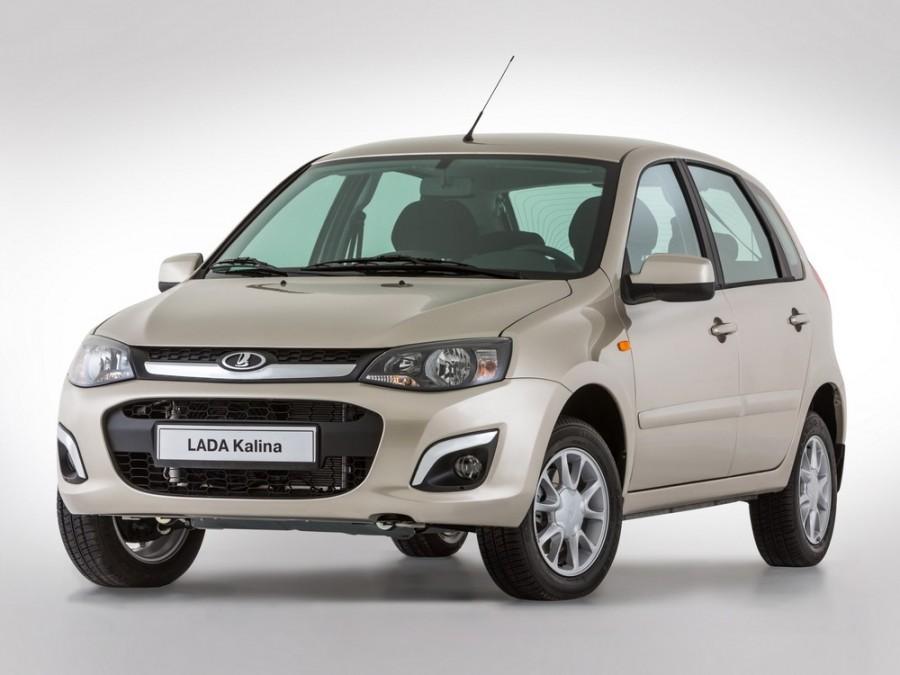 Lada Kalina хетчбэк 5-дв., 2012–2016, 2 поколение - отзывы, фото и характеристики на Car.ru