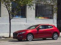 Mazda 3, BM [рестайлинг], Хетчбэк, 2016–2016