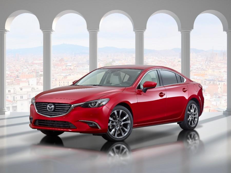 Mazda 6 седан, 3 поколение [рестайлинг], 2.0 SKYACTIV-G AT (150 л.с.), Supreme 2016 года, характеристики