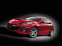 Mazda Axela, 2 поколение, Mazdaspeed хетчбэк 5-дв., 2009–2012