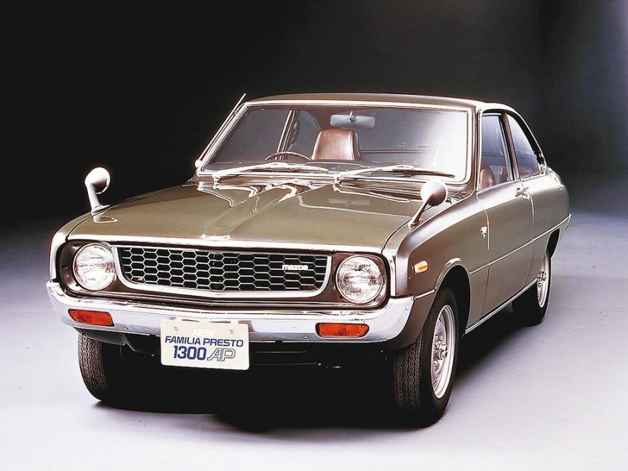Mazda Familia Presto купе 2-дв., 3 поколение [рестайлинг] - отзывы, фото и характеристики на Car.ru