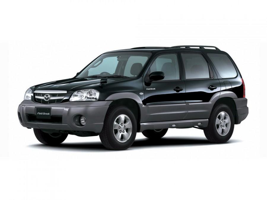 Mazda Tribute Field Break кроссовер 5-дв., 2000–2004, 1 поколение - отзывы, фото и характеристики на Car.ru