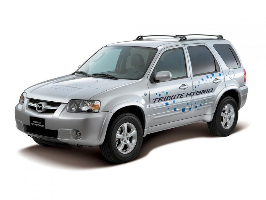Mazda Tribute Hybrid кроссовер 5-дв., 2004–2008, 1 поколение [рестайлинг] - отзывы, фото и характеристики на Car.ru