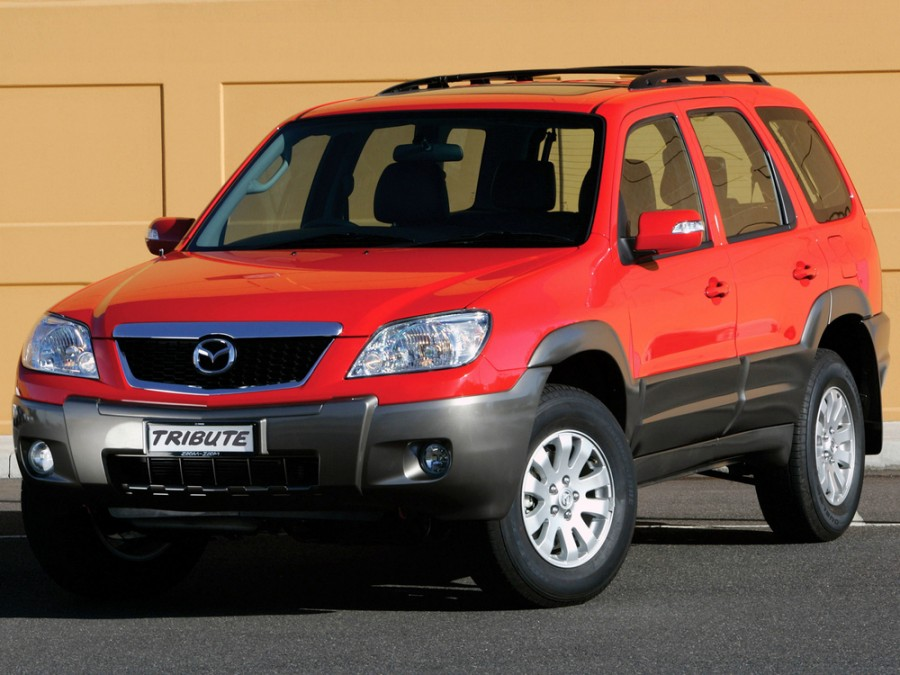 Mazda Tribute AU-spec кроссовер 5-дв., 2004–2008, 1 поколение [рестайлинг] - отзывы, фото и характеристики на Car.ru