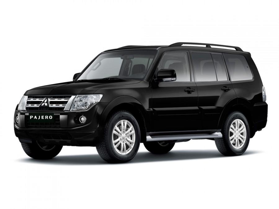 Mitsubishi Pajero внедорожник 5-дв., 2011–2016, 4 поколение [рестайлинг] - отзывы, фото и характеристики на Car.ru