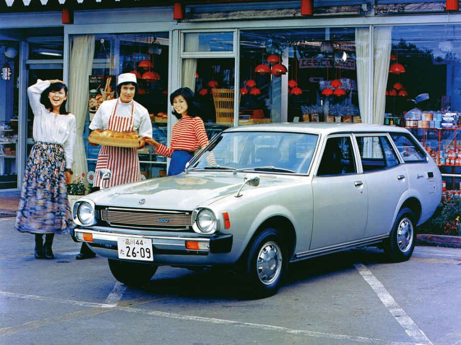 Mitsubishi Lancer JDM универсал 5-дв., 1976–1985, A70 [2-й рестайлинг] - отзывы, фото и характеристики на Car.ru