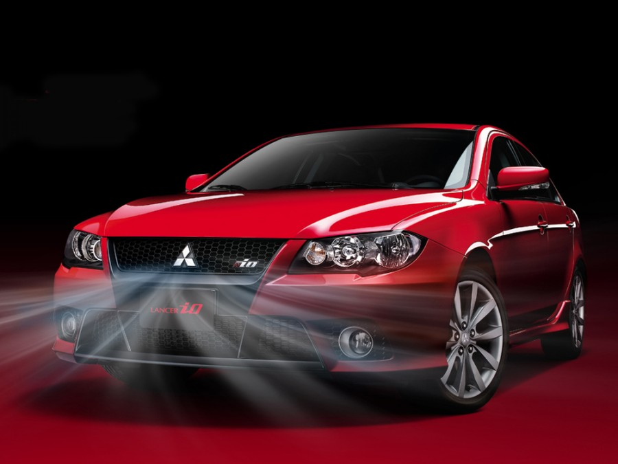 Mitsubishi Lancer iO седан 4-дв., 2007–2016, X - отзывы, фото и характеристики на Car.ru