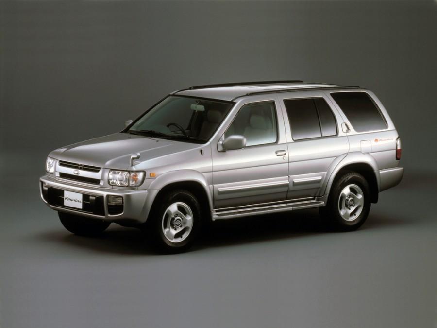 Nissan Terrano внедорожник, 1996–2004, JR50 - отзывы, фото и характеристики на Car.ru