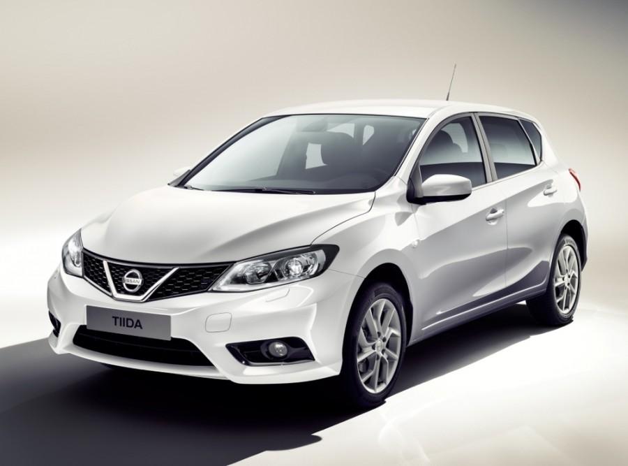 Nissan Tiida хетчбэк, 2015–2016, C13 - отзывы, фото и характеристики на Car.ru