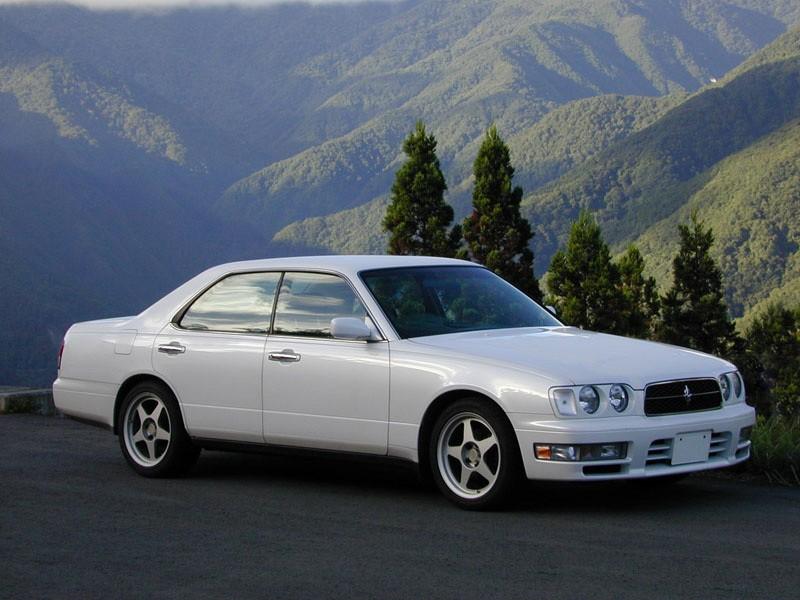 Nissan Cedric Gran Tourismo седан 4-дв., 1995–1999, Y33 - отзывы, фото и характеристики на Car.ru