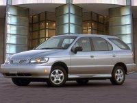 Nissan Altra, 1 поколение, Минивэн