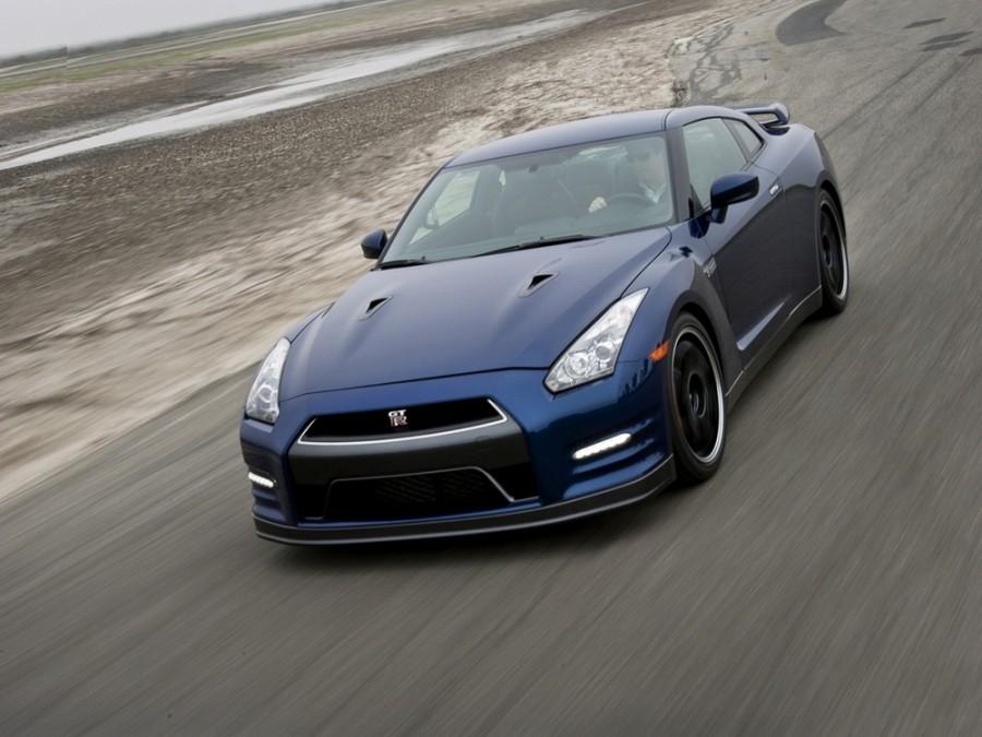 Nissan GT-R Spec V купе 2-дв., 2010–2011, R35 [рестайлинг] - отзывы, фото и характеристики на Car.ru