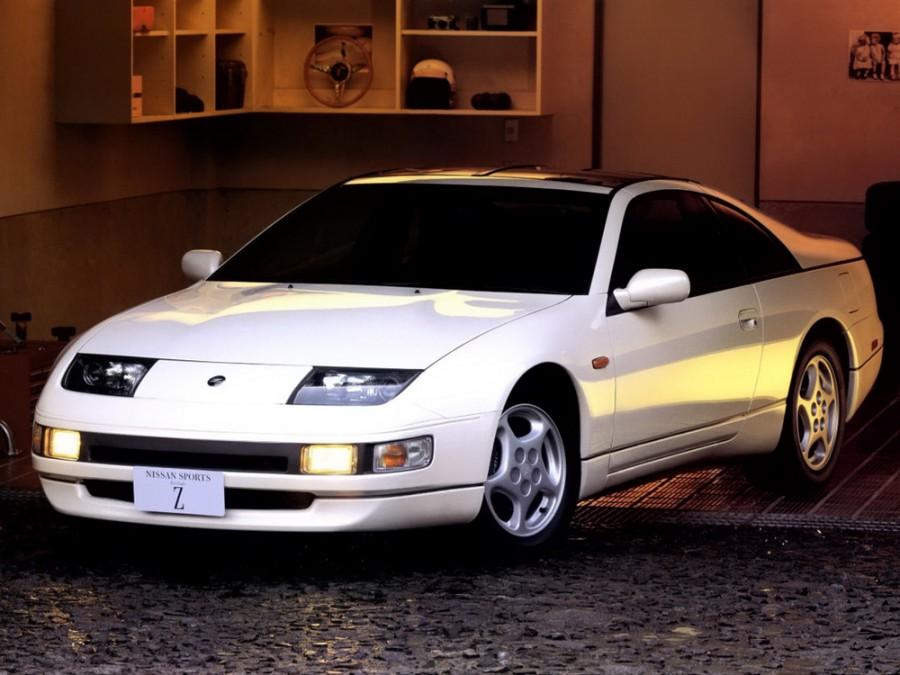 Nissan Fairlady Z 2by2 T-Top тарга 3-дв., 1989–1996, Z32 - отзывы, фото и характеристики на Car.ru