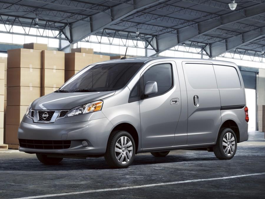 Nissan NV200 Compact Cargo фургон 5-дв., 2009–2016, 1 поколение - отзывы, фото и характеристики на Car.ru