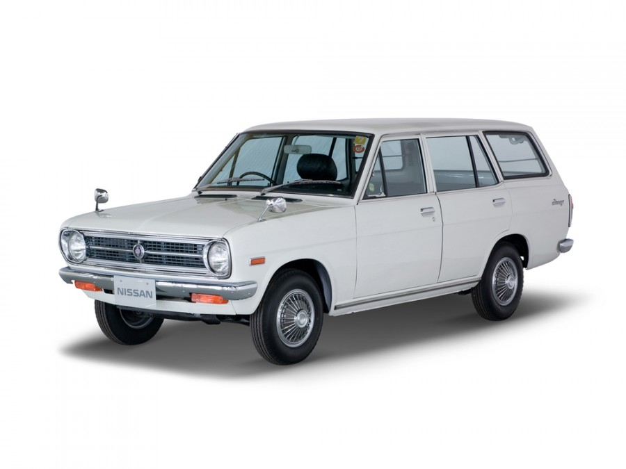 Nissan Sunny VB110 универсал 5-дв., 1970–1973, B110 - отзывы, фото и характеристики на Car.ru