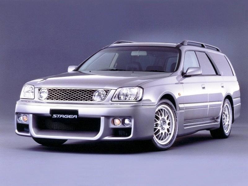 Nissan Stagea Autech универсал 5-дв., 1998–2001, WC34 [рестайлинг] - отзывы, фото и характеристики на Car.ru