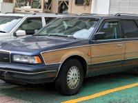Buick Century, 5 поколение, Универсал, 1982–1996