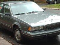 Buick Century, 5 поколение, Седан, 1982–1996