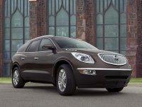 Buick Enclave, 1 поколение, Кроссовер, 2007–2013
