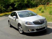 Buick Excelle, 2 поколение, Седан, 2010–2016