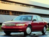 Buick Century, 6 поколение, Седан, 1997–2005