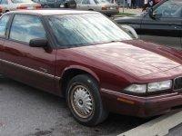 Buick Regal, 3 поколение, Купе, 1988–1996