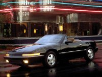 Buick Reatta, 1 поколение, Кабриолет, 1988–1991