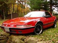 Buick Reatta, 1 поколение, Купе, 1988–1991