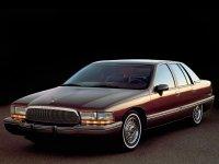 Buick Roadmaster, 8 поколение, Седан, 1991–1996