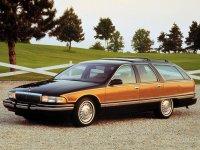 Buick Roadmaster, 8 поколение, Универсал, 1991–1996