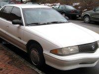 Buick Skylark, 7 поколение, Седан, 1989–2000