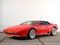Lotus Esprit, 3 поколение, Купе, 1981–1987