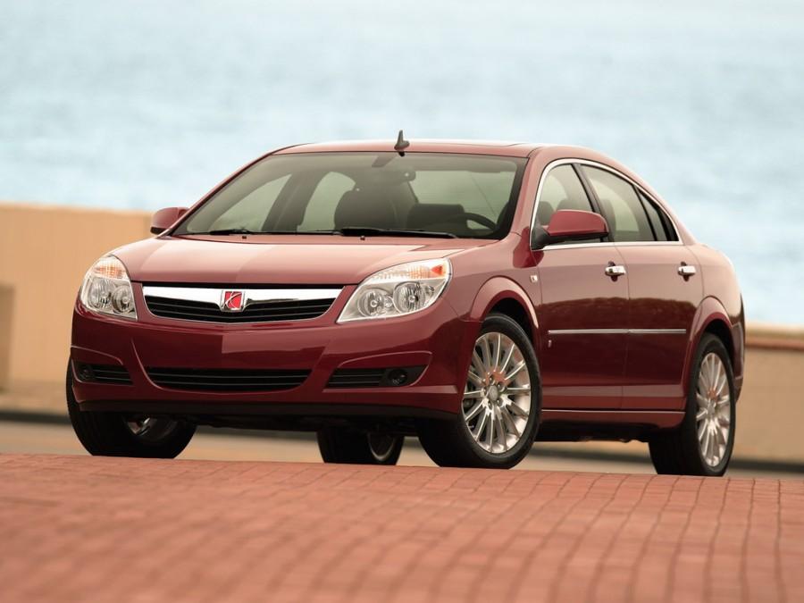 Saturn Aura седан, 2006–2009, 1 поколение - отзывы, фото и характеристики на Car.ru