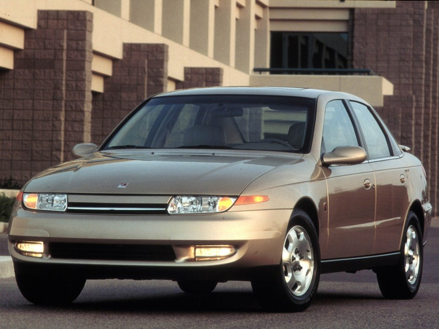 Saturn L-Series LS седан, 1998–2005, LS/LW - отзывы, фото и характеристики на Car.ru