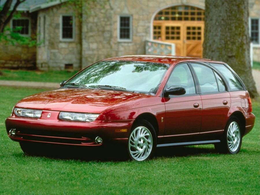 Saturn S-Series SW универсал, 1995–2003, 2 поколение - отзывы, фото и характеристики на Car.ru