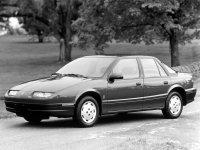 Saturn S-Series, 1 поколение, Sl седан, 1990–1999