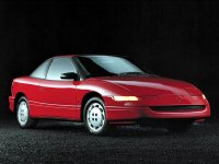 Saturn S-Series, 1 поколение, Sc купе, 1990–1999