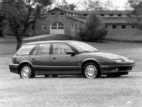 Saturn S-Series, 1 поколение, Sw универсал, 1990–1999